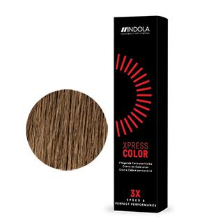 Indola Xpress Color 8.00 Light Blonde Intense Natural 60ml