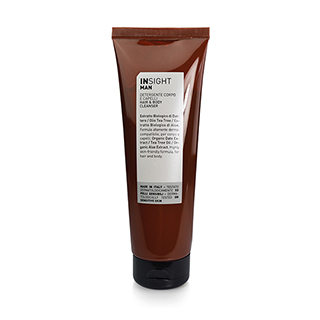 Insight Man - Hair and Body Cleanser 250ml
