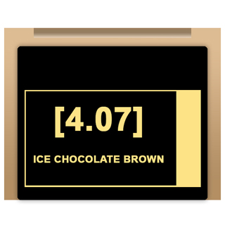 Insight Colour - 4/07 Ice Chocolate Brown 100ml