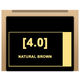 Insight Colour - 4/0 Natural Brown 100ml