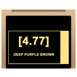 Insight Colour - 4/77 Deep Purple Brown 100ml