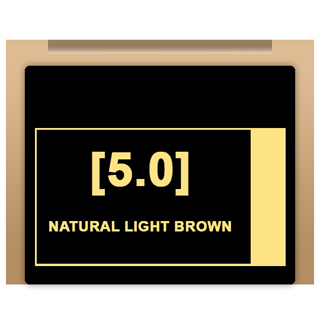 Insight Colour - 5/0 Natural Light Brown 100ml
