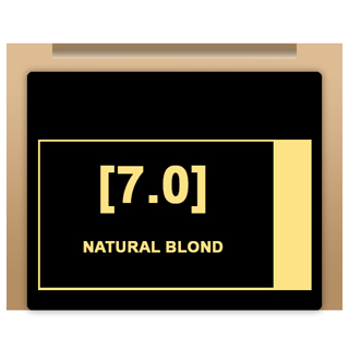 Insight Colour - 7/0 Natural Blond 100ml