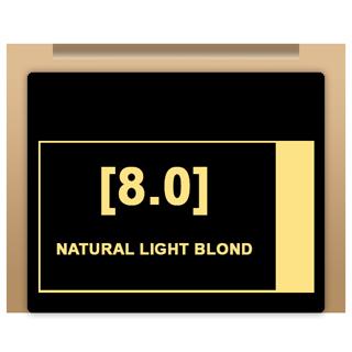 Insight Colour - 8/0 Natrual Light Blond 100ml