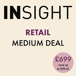 insight Intro Deal - Retail Medium Deal - £659