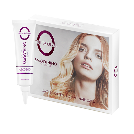 New Kebelo Original Smoothing Treatment Pack of 6 50ml