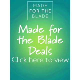 Made for the Blade Deals