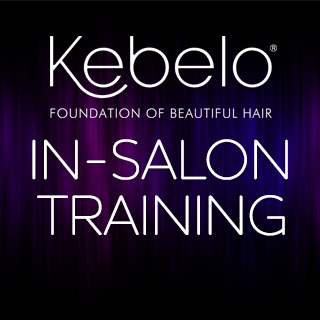Kebelo In Salon Training