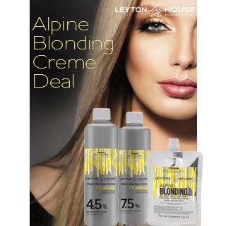 Leyton House Alpine Blonding Creme Deal