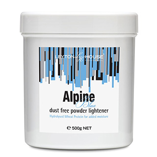LH ALPINE BLUE LIGHTENING POWDER 500G
