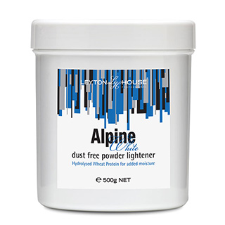 LH ALPINE WHITE LIGHTENING POWDER 500G