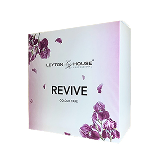Leyton House Revive Gift Box Containing Hydrolock shampoo 250ml, Hydrolock conditioner 250ml + Illum
