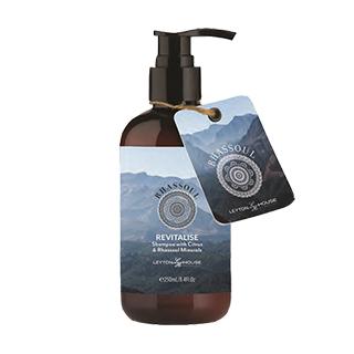 Leyton House Rhassoul Revitalise Shampoo 250ml