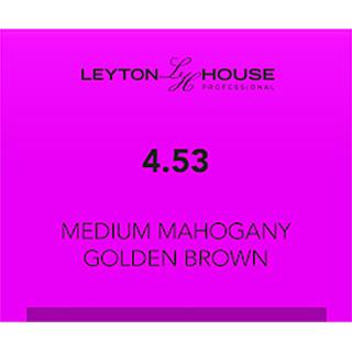 LH SILK DEMI 4/53 MEDIUM MAHOGANY GOLDEN BROWN 80ML