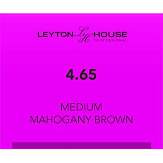 LH SILK DEMI 4/65 MEDIUM MAHOGANY BROWN 80ML