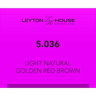 LH SILK DEMI 5/036 LIGHT NATURAL GOLDEN RED BROWN 80ML