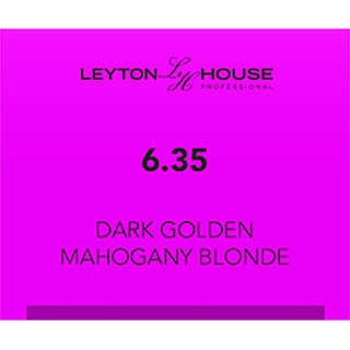 LH SILK DEMI 6/35 DARK GOLDEN MAHOGANY BLONDE 80ML