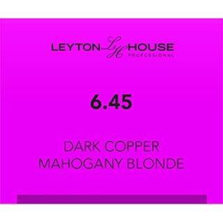 LH SILK DEMI 6/45 DARK COPPER MAHOGANY BLONDE 80ML
