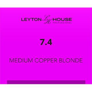 LH SILK DEMI 7/4 MEDIUM COPPER BLONDE 80ML