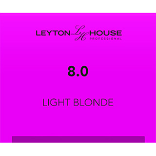 LH SILK DEMI 8/0 LIGHT BLONDE 80ML