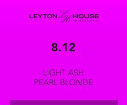 Leyton House Silk Demi 8/12 Light Ash Pearl Blonde 80ml
