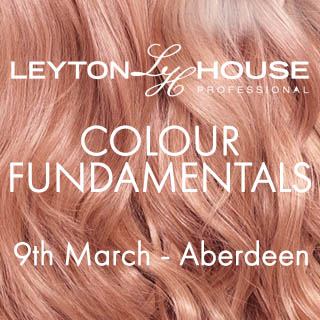 Leyton House Colour Fundamentals - 9th March - Aberdeen