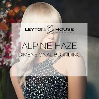 Leyton House Alpine Haze Dimensional Blonding - 14th October - Perth