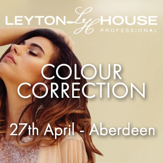 Leyton House - Colour Correction - 27th April - Aberdeen