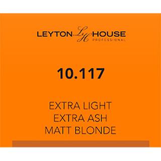 LH SILK PERMANENT 10/117 EXTRA LIGHT ASH MATT BLONDE 100ML