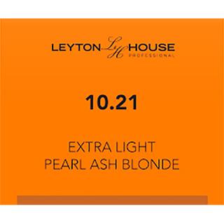 LH SILK PERMANENT 10/21 EXTRA LIGHT PEARL ASH BLONDE 100ML