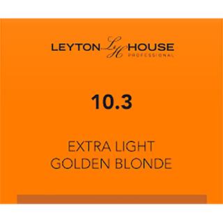 LH SILK PERMANENT 10/3 EXTRA LIGHT GOLDEN BLONDE 100ML