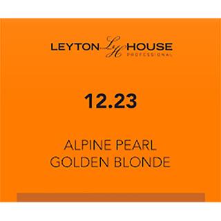 LH SILK PERMANENT 12/23 ALPINE PEARL GOLDEN BLONDE 100ML