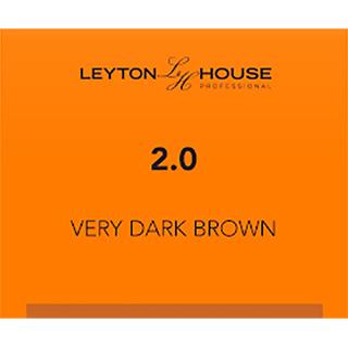 LH SILK PERMANENT 2/0 VERY DARK BROWN 100ML