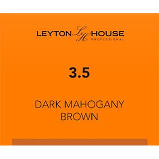 LH SILK PERMANENT 3/5 DARK MAHOGANY BROWN 100ML