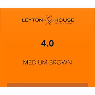 LH SILK PERMANENT 4/0 MEDIUM BROWN 100ML