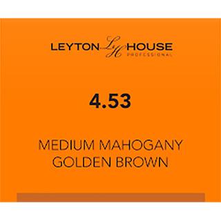 LH SILK PERMANENT 4/53 MEDIUM MAHOGANY GOLDEN BROWN 100ML