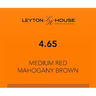 LH SILK PERMANENT 4/65 MEDIUM RED MAHOGANY BROWN 100ML