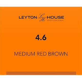 LH SILK PERMANENT 4/6 MEDIUM RED BROWN