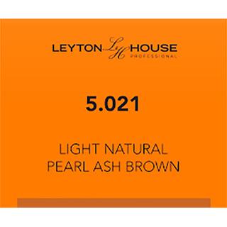 LH SILK PERMANENT 5/021 LIGHT NATURAL PEARL ASH BROWN 100ML