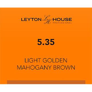 LH SILK PERMANENT 5/35 LIGHT GOLDEN MAHOGANY BROWN 100ML