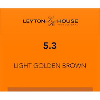 LH SILK PERMANENT 5/3 LIGHT GOLDEN BROWN 100ML