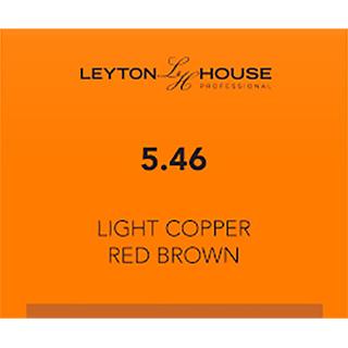 LH SILK PERMANENT 5/46 LIGHT COPPER RED BROWN 100ML