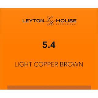 LH SILK PERMANENT 5/4 LIGHT COPPER BROWN 100ML