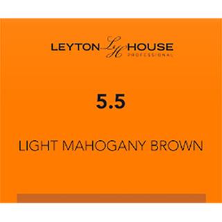 LH SILK PERMANENT 5/5 LIGHT MAHOGANY BROWN 100ML