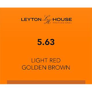 LH SILK PERMANENT 5/63 LIGHT RED GOLDEN BROWN 100ML