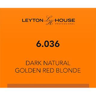 LH SILK PERMANENT 6/036 DARK NATURAL GOLDEN RED BLONDE 100ML