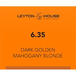 LH SILK PERMANENT 6/35 DARK GOLDEN MAHOGANY BLONDE 100ML
