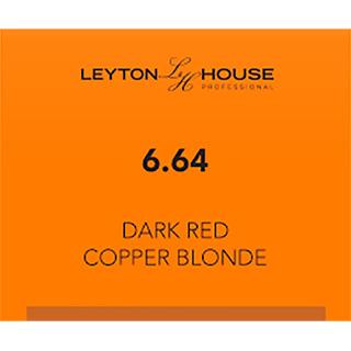 LH SILK PERMANENT 6/64 DARK RED COPPER BLONDE 100ML