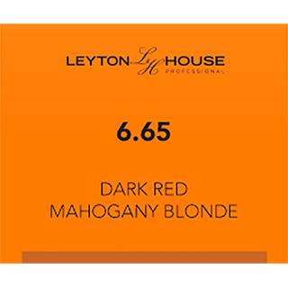 LH SILK PERMANENT 6/65 DARK RED MAHOGANY BLONDE 100ML