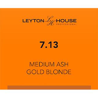 LH SILK PERMANENT 7/13 MEDIUM ASH GOLD BLONDE 100ML